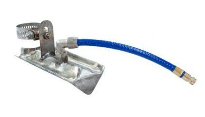 накладка подачи газа для тавровых соединений