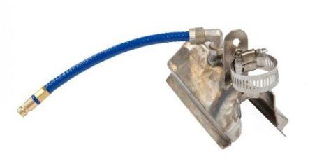 Накладка подачи газа для угловых соединений