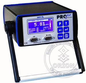 Газоанализатор остаточного кислорода Pro 2 plus
